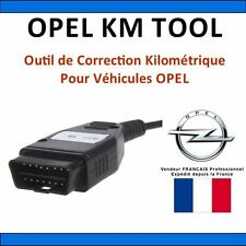 Interface OPEL KM TOOL EDC16 - Correction Kilométrique via OBD - TACHO PRO / ELM