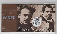 "Simon & Garfunkel - A hazy shade of Winter  JAPAN 3""CD Single"