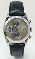 Orologio Margi chrono watch style elegant clock rare montre 36 mm vintage reloy