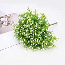 Artificial Flowers Home Garden Floral Decor Imitation Plants Plastic Flower Gift