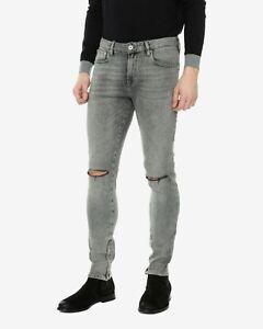 Scotch & Soda Mens Denim Jeans New Skim Skinny Slim Fit 141184