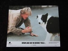 Down and Out in Beverly Hills lobby cards - Bette Midler, Nick Nolte