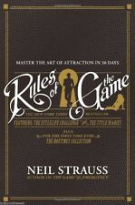 Rules of the Game (New Paperback Book) by Neil Strauss