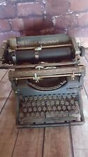Antique Vintage Underwood Type Writer MODEL NO 5 Portable Display 1930's
