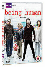 Being Human - Series 3 - Complete (DVD, 2011, 3-Disc Set)