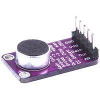 MAX9814 Electret MIC phone Amplifier Module Auto B9R5