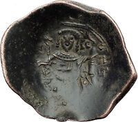 JOHN II Comnenus 1118AD Virgin Mary Jesus Christ Ancient Byzantine Coin i62734