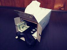 JUMBO Tissue Box Secret Stash Hidden Safe Money Valuables Magnetic Diversion