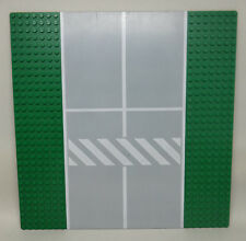 Lego placa 32x32 placa de carreteras 2358p02 verde de set 6339 1821 6551