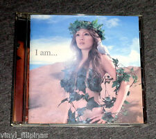 JAPAN:AYUMI HAMASAKI - I Am...  CD ALBUM ,J-POP, J-ROCK ,AYU ,Japanese,Copy 2