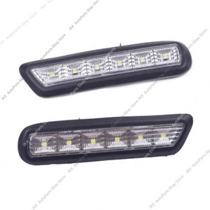 LED Daytime Running Fog Light k For Mitsubishi Outlander Sport ASX RVR 2010-2012