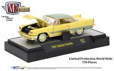 ^^ L86 32500 43 M2 MACHINES AUTO THENTICS 1957 DESOTO FIREFLITE 1:64 CHASE