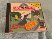 Monopoly CD-ROM for PC, 1995 -