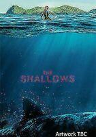 The Shallows DVD Neuf DVD (CDR3197)