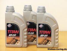8,-€/l Fuchs Titan ATF CVT 3 x 1 Ltr Automatikgetriebeöl MB 236.20