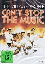 DVD NEU/OVP - The Village People - Can't Stop The Music - Steve Guttenberg