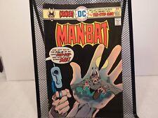 DC Comics Man Bat Comic Book, # 2, March 1976, Very Nice Condition