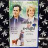 TIENES UN E-MAIL (Nora Ephron) VHS . Tom Hanks, Meg Ryan, Greg Kinnear, Parker P