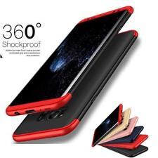 Antichoque 360° Funda Rígida Protectora para Samsung Galaxy S7 Edge S8 S9 Plus