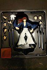 Kaiyodo Revoltech Yamaguchi 110 Rurouni Kenshin Action Figure Himura Battousai