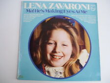 LENA ZAVARONI - Ma! He's Making Eyes At Me - 1974 LP