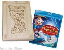 PINOCCHIO, Blu-ray (Limited Holzbox Edition) NEU+OVP