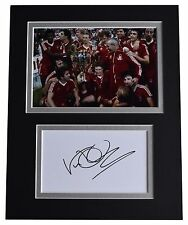 Viv Anderson Signed Autograph 10x8 photo display Nottingham Forest Football COA