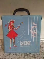 Vhtf Skipper Doll Dove Case Petals Version U.S.A. Seller