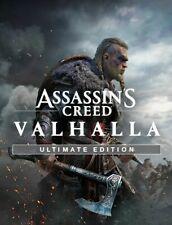 Assassin's Creed Valhalla Ultimate Edition Xbox One Pre Order En/Es/It/Fr/De