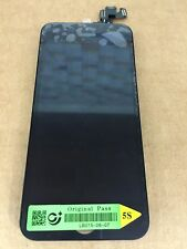 Original Oem Calidad Pantalla LCD de recambio para Original Apple Iphone 5s Negro