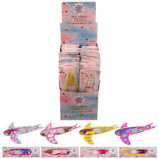 12 x Polystyrene Fairy Gliders Children's Party / Loot Bag Filler Flying Toys