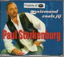 (981L) Paul Sterkenburg, Niemand Zoals Jij - 1996 CD