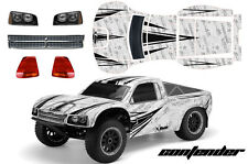 AMR RACING RC GRAPHICS SKIN DECAL KIT SHORT COURSE SCTE TEN 4WD LOSI BODY CND W