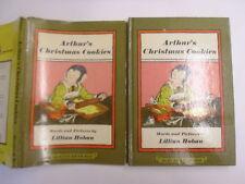 Arthur's Christmas Cookies, Lillian Hoban, DJ, Nice