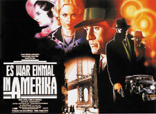 Once upon a time in America Robert De Niro poster print