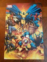 New Avengers #1 (Marvel) NM Variant! 1st Cover App Ronin! Free Ship at $49+