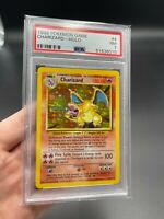 PSA 7 Charizard 4/102 Base Set Holo Pokemon Card