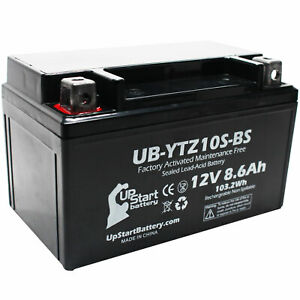 Battery for 2001 - 2014 Honda CBR600F4i, 600RR 600CC