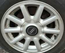 """AUDI 80 COUPE S2 B4 ALLOY WHEE L 15"""" WITH CENTER CAP"""