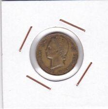 French Equatorial Africa : 5 Francs 1956 (a) VF+