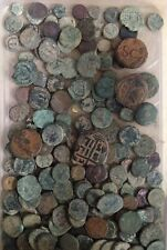 uncleaned And unsorted DESERT Roman coins from Israel , PER COIN BIDDING !