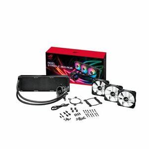 ASUS ROG Strix LC 360 RGB All-in-one Liquid CPU Cooler Aura Sync 120mm