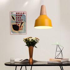 Yellow Pendant Light Kitchen Ceiling Lights Bedroom Chandelier Lighting Bar Lamp