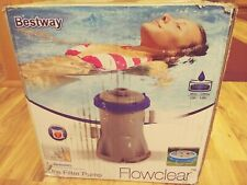 Bestway 58382E Flowclear Filter Pump Above Ground Swimming Pool And Other Stuff