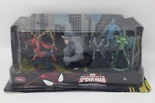 Disney Store Marvel Ultimate Spider-Man Figurine Set of 6