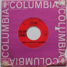 THE RIP CHORDS-Hey Little Cobra/The Queen-1963-Columbia 4-42921 US pressing