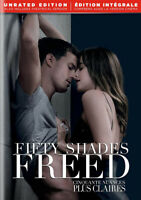 FIFTY SHADES FREED (UNRATED EDITION) (BILINGUAL) (DVD)