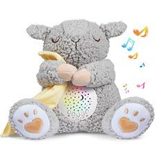 Baby White Noise Machine Moms Heartbeat Lullabies Shusher Dreamy Sheep Sleep