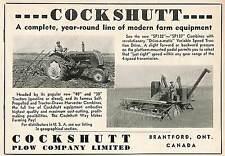 Cockshutt Ad