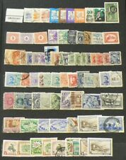 Uruguay Lot of over 130 Cancelled Stamps #6973
